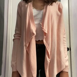 Dkny Sweaters - Pink cardigan